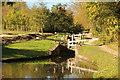 SK5381 : Thorpe Low Treble Lock by Richard Croft