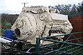 SN2949 : Internal Fire Museum of Power - Napier deltic by Chris Allen