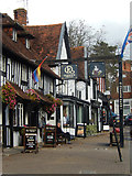 TQ1289 : The Queen's Head, Pinner by Stephen McKay