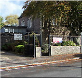 ST3390 : Isca Medical Centre, High Street, Caerleon by Jaggery