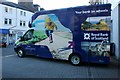 NM8529 : Mobile bank in Oban by Richard Sutcliffe