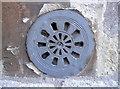 ST5570 : Air vent in All Saint's church by Neil Owen