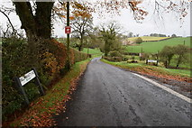 H4570 : Ballynahatty Road, Beagh by Kenneth  Allen