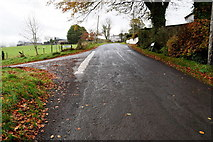 H4570 : Ballynahatty Road by Kenneth  Allen