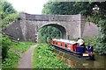 SJ8355 : Bridge 94 on the Macclesfield Canal by Jeff Buck