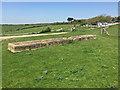 TV5497 : Approaching Crowlink car park, near Friston by Robin Stott