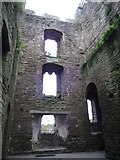 SO5074 : Inside Ludlow Castle (Keep) by Fabian Musto