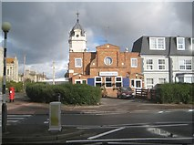 TM1714 : Clacton-on-Sea: The Old Lifeboat House by Nigel Cox