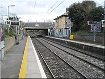 O2138 : Raheny railway station, County Dublin by Nigel Thompson