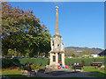 SO0451 : War Memorial, Builth Wells by Robin Drayton