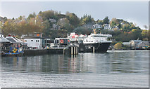 NM8529 : Isle of Mull, Oban by Richard Sutcliffe