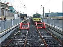 O2839 : Howth railway station, County Dublin by Nigel Thompson
