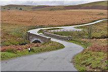 SN9071 : Pont ar Elan rebuilt by Nigel Brown