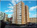 TQ3383 : Bryant Court, Haggerston by Malc McDonald
