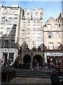 NT2573 : Gladstone's Land, Edinburgh by David Hillas