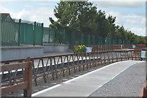 Q9834 : Monorail by N Chadwick