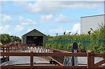 Q9834 : Lartigue Monorail by N Chadwick