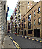 TQ3480 : Southeast on Wapping Lane, Wapping by Robin Stott