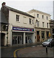SO0428 : The Original Factory Shop, High Street, Brecon by Jaggery