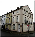 SO0428 : The Town House, Brecon by Jaggery