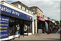 ST5874 : Shops, Gloucester Road by Derek Harper
