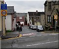 SS6697 : Start of the 20 zone, Banwell Street, Morriston, Swansea by Jaggery