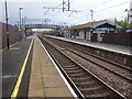 SD6409 : Horwich Parkway railway station, Lancashire by Nigel Thompson
