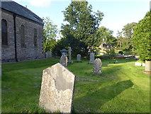 SD7087 : Dent Churchyard by Marathon
