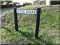 TL8230 : Fenn Road sign by Geographer