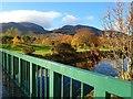 J3731 : Footbridge over the Tullybranigan River in Islands Park, Newcastle by Eric Jones