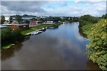 SE3231 : Aire and Calder Navigation at Stourton, Leeds by Mat Fascione