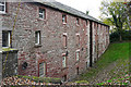 NY5360 : Back of the Old Brewery by Rose and Trev Clough