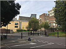 TQ3480 : Wapping Lane by Wapping Green by Robin Stott