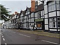 SO8963 : The Raven Hotel and Platts Restaurant by Philip Halling