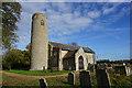TG1933 : All Saints Church, Thwaite : Week 45
