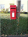 TL8529 : Burrows Road Postbox by Adrian Cable