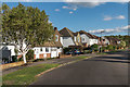 TQ1858 : Hillside Road by Ian Capper