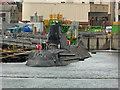 SD1968 : Barrow-in-Furness - Devonshire Dock by Chris Allen