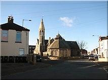 TG5307 : St John's church by Evelyn Simak