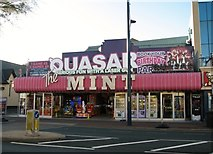 TG5307 : The Mint amusement centre on Marine Parade by Evelyn Simak