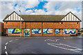 SO5174 : Former Budgens, Upper Galdeford by Ian Capper