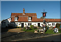 TL6855 : The Red Lion, Kirtling by Keith Edkins