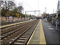 SD7406 : Farnworth railway station, Greater Manchester by Nigel Thompson