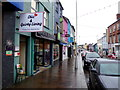 H4572 : Chic & Quirky Living notice, Market Street, Omagh by Kenneth  Allen