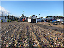 TR3751 : Walmer Lifeboat Station by Hugh Venables
