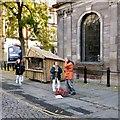 SJ8398 : St Ann's Crib by Gerald England