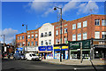 TQ1086 : Shops on Victoria Road by Des Blenkinsopp