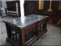TF6120 : WW1 Memorial in St Nicholas' chapel, King's Lynn by Adrian S Pye