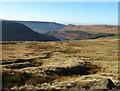 SE0305 : Saddleworth Moor towards Greenfield Reservoir : Week 46