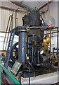 SN2949 : Internal Fire Museum of Power - Worthington Simpson diesel engine by Chris Allen